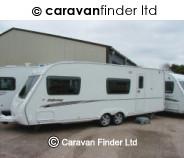 Swift Fairway 590 2008 caravan