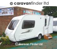 Swift Challenger 480 2009 caravan
