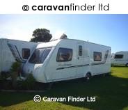 Swift Challenger 570 2009 caravan