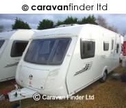 Swift Charisma 540 2009 caravan