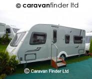 Swift Conqueror 540 2009 caravan