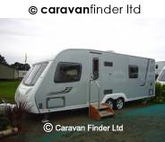 Swift Conqueror 630 2009 caravan