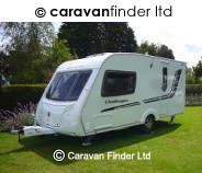 Swift Challenger 480 2010 caravan