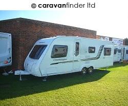 Swift Challenger 625 2010  Caravan Thumbnail