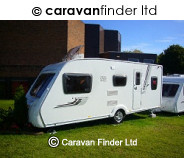 Swift Charisma 540 2010 caravan