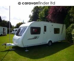 Swift Charisma 545 SOLD 2010  Caravan Thumbnail