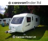 Swift Charisma 550 2010 caravan