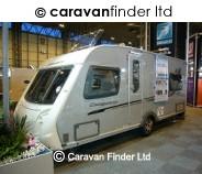 Swift Conqueror 540 2010 caravan