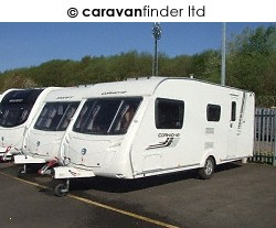 Used Swift Corniche 17 2010 touring caravan Image