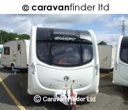 Swift Challenger 480 SR 2011 caravan