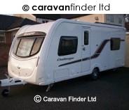 Swift Challenger 540 2011 caravan