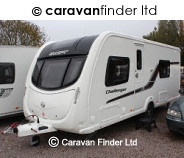 Swift Coastline 565  2011 caravan