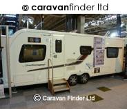 Swift Challenger 625 SR 2011 caravan