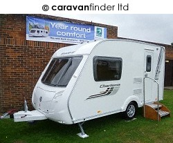 Swift Merlin 220 2011  Caravan Thumbnail