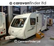 Swift Charisma 535 2011 caravan