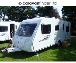 Used Swift Charisma 565 2011 touring caravan Image