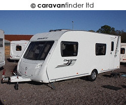 Used Swift Charisma 570 2011 touring caravan Image