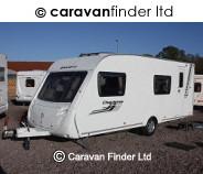 Swift FREESTYLE 570 2011 caravan