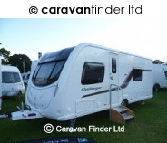 Swift Challenger 570 2012 caravan
