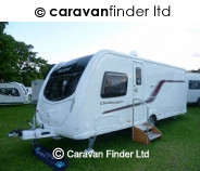 Swift Challenger 580 2012 caravan