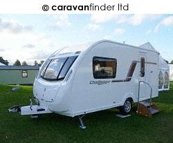 Used Swift Challenger Sport 442 2012 touring caravan Image