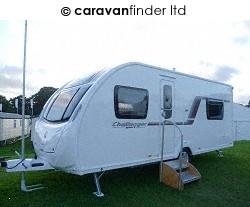 Used Swift Celebration 514 2012 touring caravan Image
