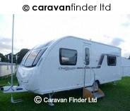 Swift Celebration 514 2012 caravan