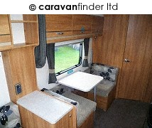 Used Swift Challenger Sport 524 SR 2012 touring caravan Image