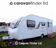 Swift Hi-Style 524 2012 caravan