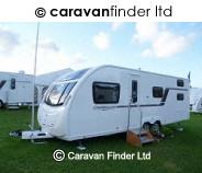 Swift Challenger Sport 636 SR 2012 caravan