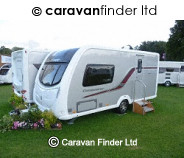 Swift Conqueror 480 2012 caravan