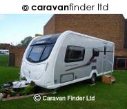 Swift Conqueror 530 2012 caravan