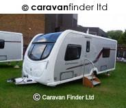 Swift Conqueror 565 2012 caravan