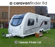 Swift Conqueror 630 2012 caravan