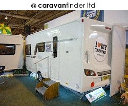 Swift Fairway 524 SR 2012  Caravan Thumbnail