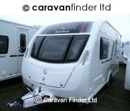 Swift Kudos 442 2012 caravan