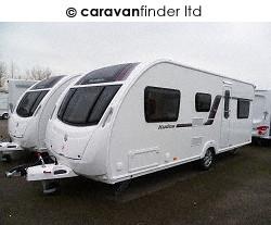 Swift Kudos 586 2012  Caravan Thumbnail