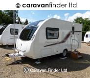 Swift Challenger 480 SE 2013 caravan