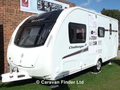 Used Swift Challenger 530 SE 2013 touring caravan Image