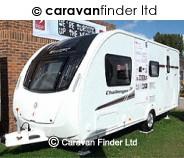 Swift Challenger 530 SE 2013 caravan