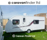 Swift Challenger 565 SE 2013 caravan