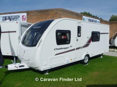 Used Swift Challenger 574 SE 2013 touring caravan Image