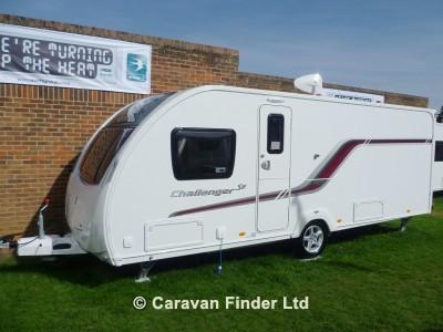 Used Swift Fairway 584 SE SOLD 2013 touring caravan Image