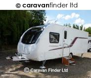 Swift Fairway 584 SE SOLD 2013 caravan