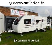 Swift Challenger SE 530 2013 caravan