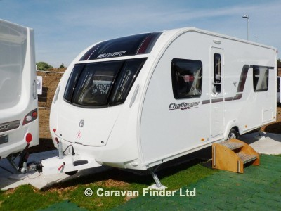 Swift Challenger Sport 514 2013  Caravan Thumbnail