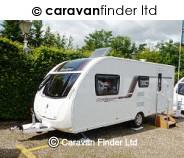 Swift Challenger Sport 524 2013 caravan