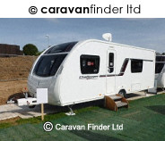 Swift Challenger Sport 564 2013 caravan