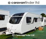 Swift Challenger Sport 585 2013 caravan