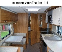 Used Swift Conqueror 530 2013 touring caravan Image